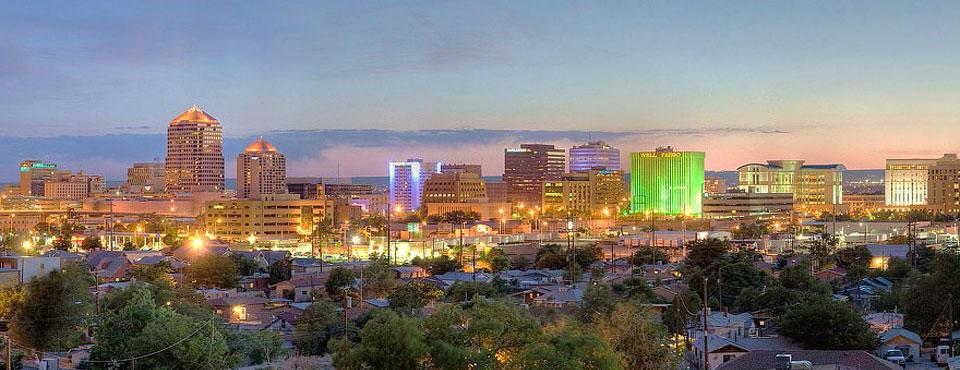 AlbuquerqueDowntown